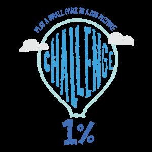 1% Challenge first photo
